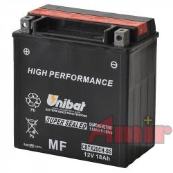 Akumulator Unibat CBTX20CH-BS - 12V 18Ah 270A