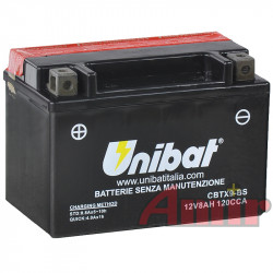 Akumulator Unibat CBTX9-BS...
