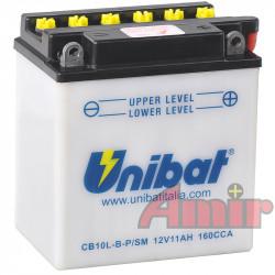 Akumulator Unibat CB10L-B-P - 12V 11Ah 160A