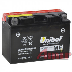 Akumulator Unibat CT9B-BS -...