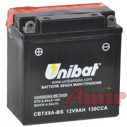 Akumulator Unibat CBTX9A-BS...