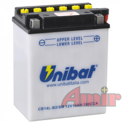 Akumulator Unibat CB14L-B2...
