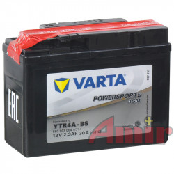 Akumulator Varta YTR4A-BS -...