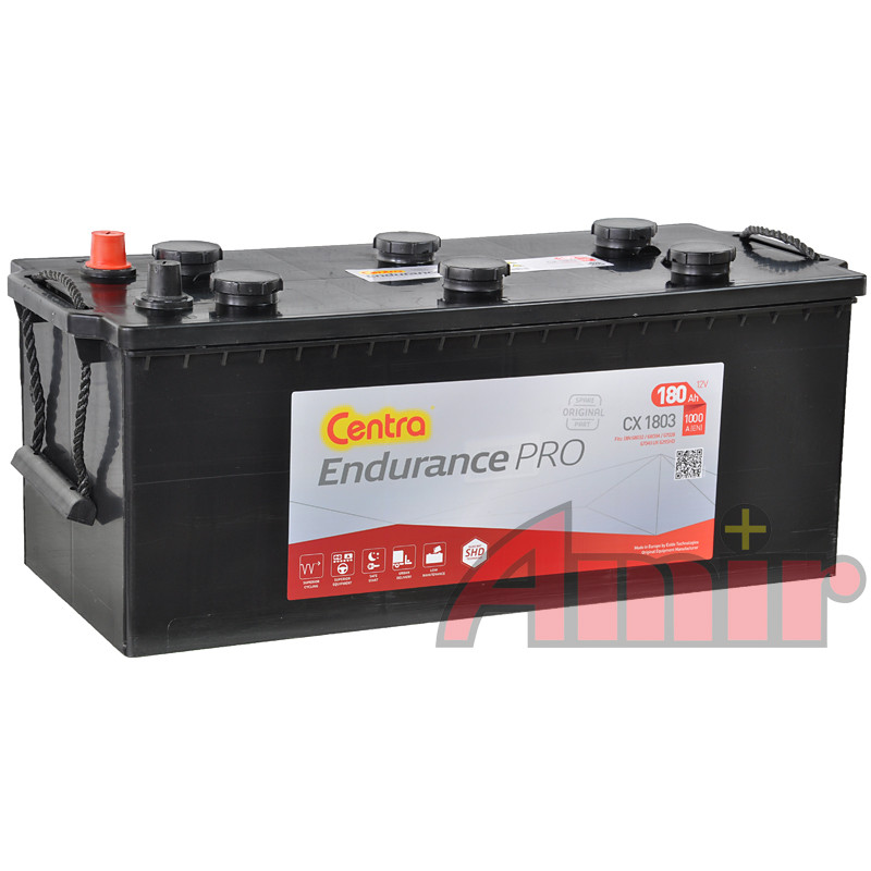 Akumulator Centra Endurance PRO - 12V 180Ah 1000A CX 1803