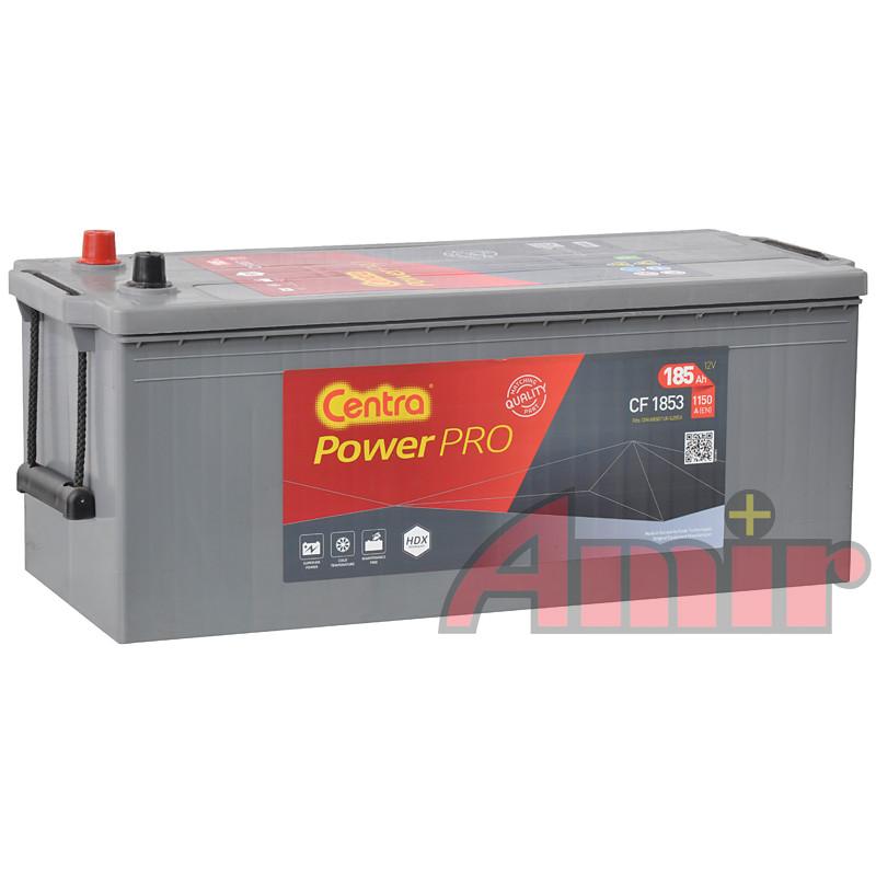 Akumulator Centra Power PRO - 12V 185Ah 1150A CF1853