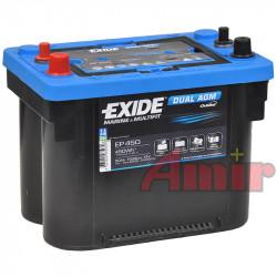Akumulator Exide Dual AGM -...