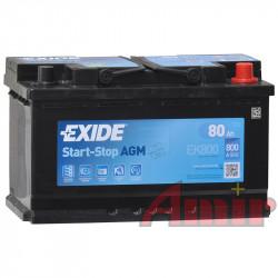 Akumulator Exide Start-Stop...