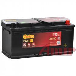 Akumulator Centra Plus - 12V 110Ah 850A CB1100