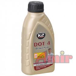 Płyn hamulcowy - K2 DOT4 500ml