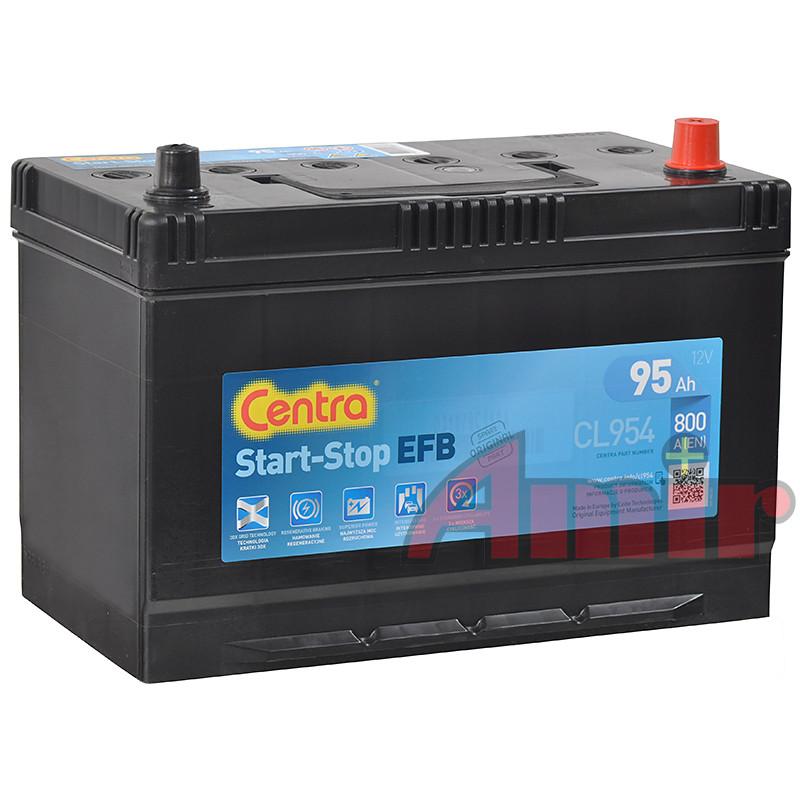 Akumulator Centra Start-Stop EFB - 12V 95Ah 800A CL954