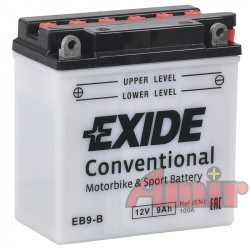 Akumulator Exide Bike EB9-B...
