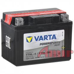 Akumulator Varta YT4L-BS...