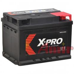 Akumulator X-PRO - 12V 60Ah...