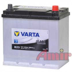 Akumulator Varta Black - 12V 45Ah 300A B23 JAPAN