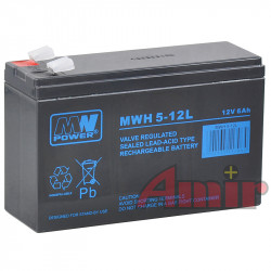 Akumulator MW Power - 12V...