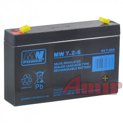 Akumulator MW Power - 6V...