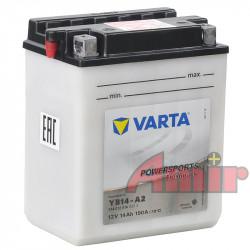Akumulator Varta YB14-A2 -...