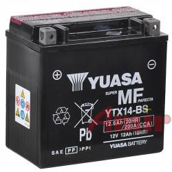Akumulator Yuasa YTX14-BS -...
