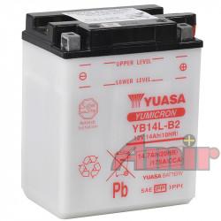 Akumulator Yuasa YB14L-B2 - 12V 14Ah 175A