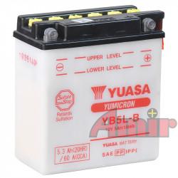 Akumulator Yuasa YB5L-B -...