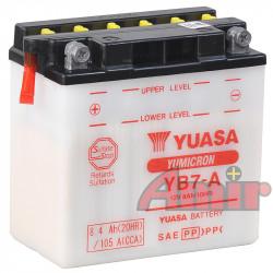 Akumulator Yuasa YB7-A -...