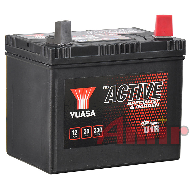 Akumulator Yuasa Garden U1R - 12V 30Ah 270A Prawy+
