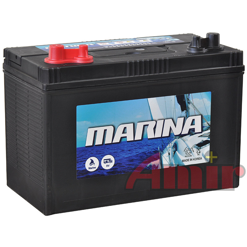 Akumulator X-PRO MARINA - 12V 100Ah 850A M31-850
