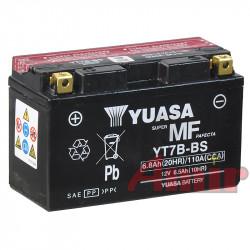 Akumulator Yuasa YT7B-BS - 12V 6,5Ah 110A