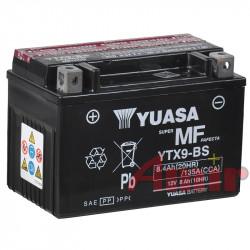 Akumulator Yuasa YTX9-BS - 12V 8Ah 135A
