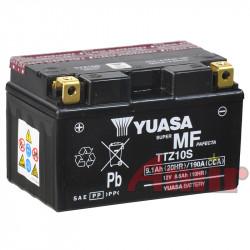 Akumulator Yuasa TTZ10S - 12V 9,1Ah 190A YTZ10S