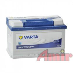 Akumulator Varta Blue - 12V...