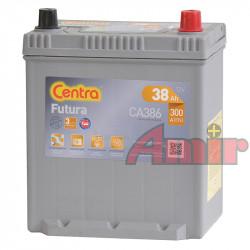Akumulator Centra Futura - 12V 38Ah 300A CA386