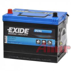 Akumulator Exide Dual - 12V...