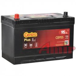 Akumulator Centra Plus - 12V 95Ah 720A CB955 JAPAN L+