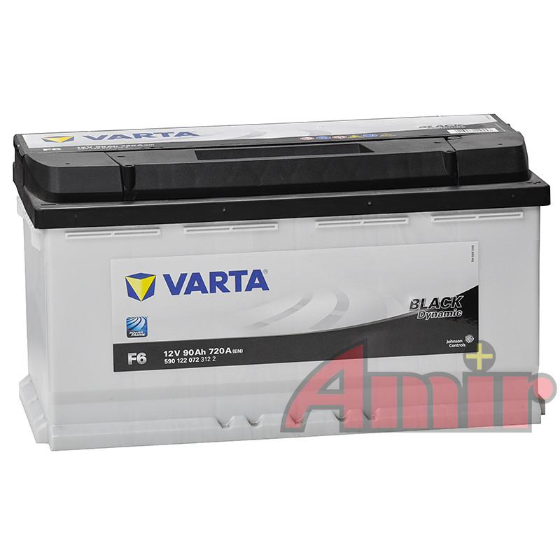 Akumulator Varta Black - 12V 90Ah 720A F6