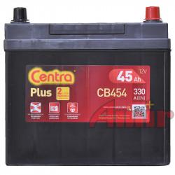 Akumulator Centra Plus - 12V 45Ah 330A CB454 JAPAN