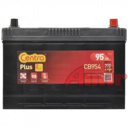 Akumulator Centra Plus - 12V 95Ah 720A CB954 JAPAN P+