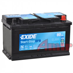 Akumulator Exide Start-Stop...