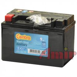 Akumulator Centra Start-Stop Auxiliary - 12V 9Ah 120A CK091