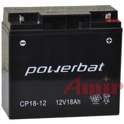 Akumulator Powerbat CP18-12...