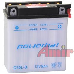 Akumulator Powerbat CB5L-B...