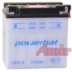 Akumulator Powerbat CB7L-B...