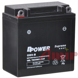 Akumulator BPower GB9-B...