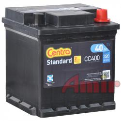 Akumulator Centra Standard - 12V 40Ah 320A CC400