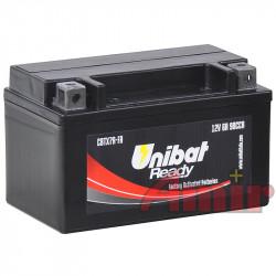 Akumulator Unibat CBTX7A-FA - 12V 6Ah 90A
