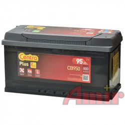 Akumulator Centra Plus - 12V 95Ah 800A CB950
