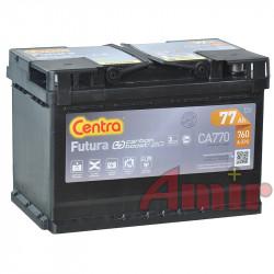 Akumulator Centra Futura - 12V 77Ah 760A CA770