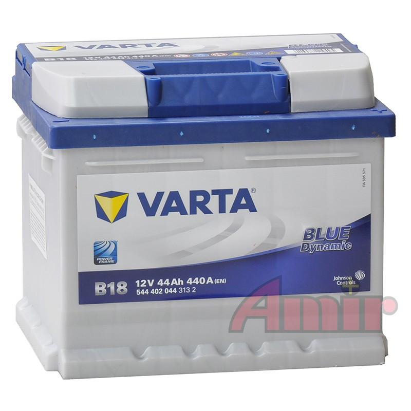 Varta Blue B18 12V 44Ah 440A