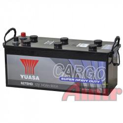 Akumulator Yuasa Cargo 627SHD - 12V 143Ah 900A