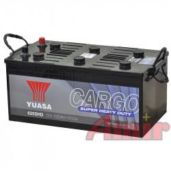 Akumulator Yuasa Cargo 625SHD - 12V 220Ah 1150A